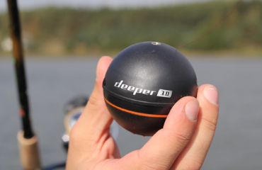 Deeper wireless castable sonar fish finder south africa for Castable fish finder
